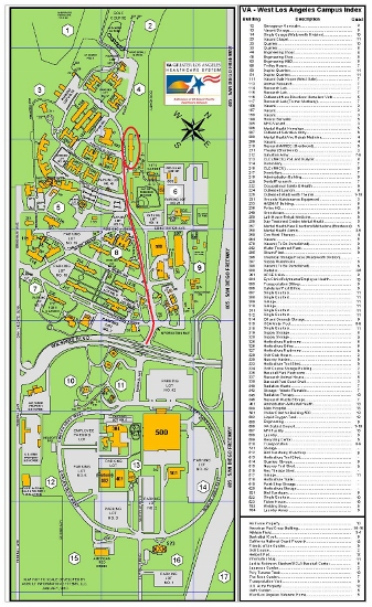 Amc Campus Map.Directions To The Green Lab